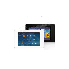 HUIJU慧居家居五寸安卓智能主机支持屏保显示万年历功能过月夜、5寸电容触摸屏Z200